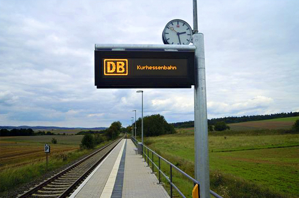 Kassel (DB Bahn) – Germany
